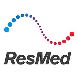 ResMed Logo-Systest Pte Ltd