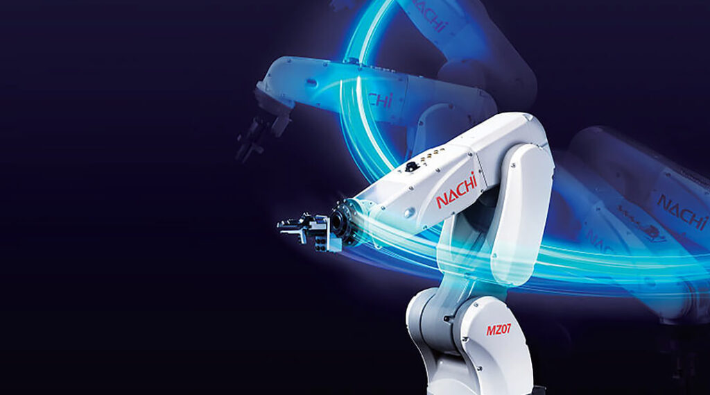Robotic handling systems